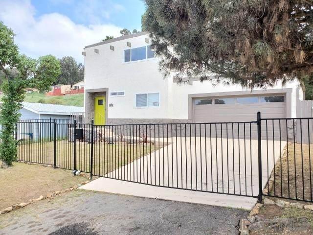 8747 Bigford Street, Spring Valley, CA 91977 (#200015139) :: Keller Williams - Triolo Realty Group