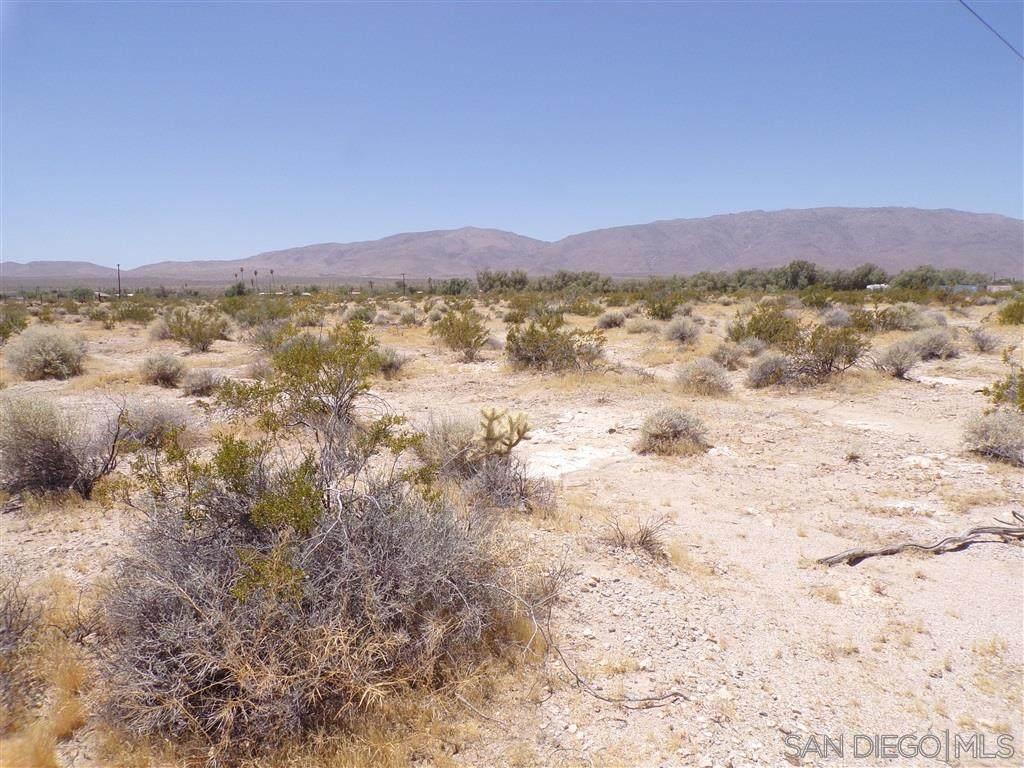 0 Yaqui Pass Road - Photo 1