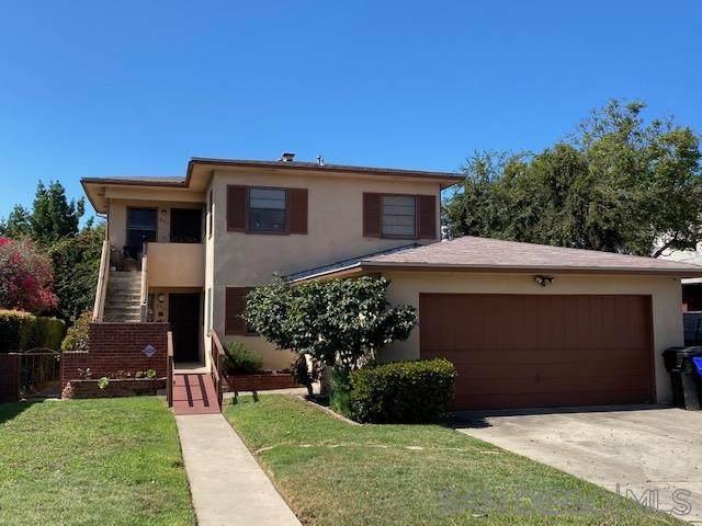 2911-2913 Jarvis Street, San Diego, CA 92106 (#200040394) :: Yarbrough Group