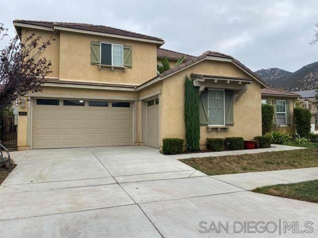 498 Kennedy Court, Escondido, CA 92027 (#200049910) :: Solis Team Real Estate