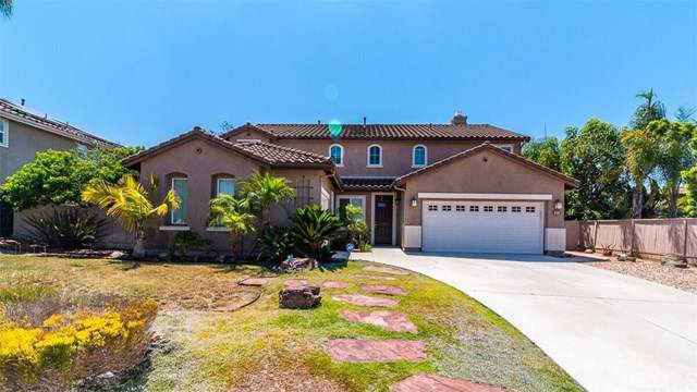 825 Settlers Court, San Marcos, CA 92069 (#301589054) :: Whissel Realty