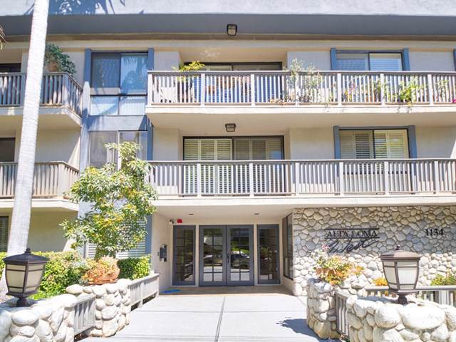 1134 Alta Loma Road #207, West Hollywood, CA 90069 (#301612792) :: Whissel Realty