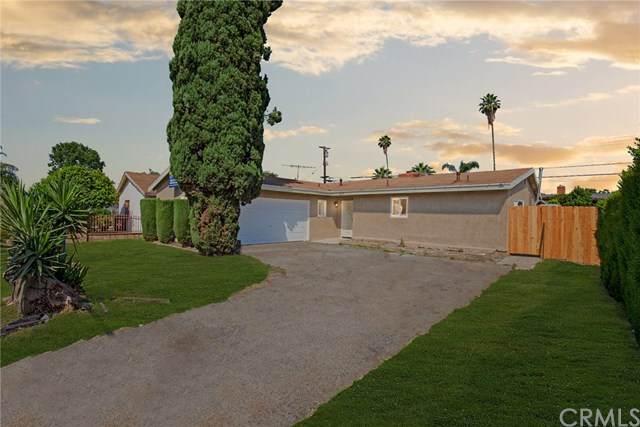 1017 Edanruth Avenue, La Puente, CA 91746 (#302541286) :: Whissel Realty