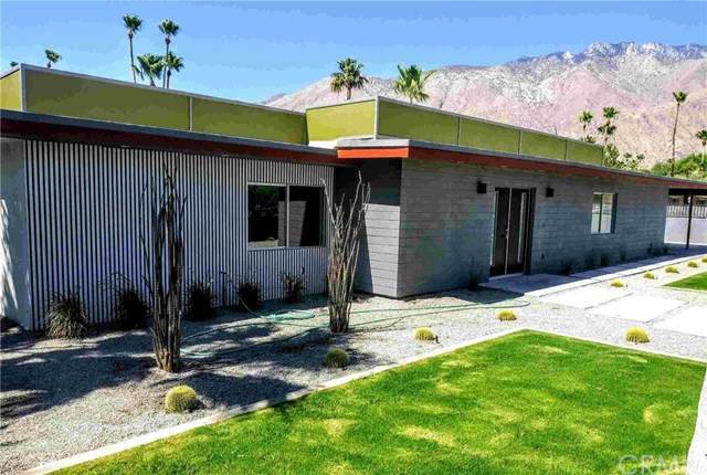 543 E Miraleste Court, Palm Springs, CA 92262 (#302554004) :: Whissel Realty