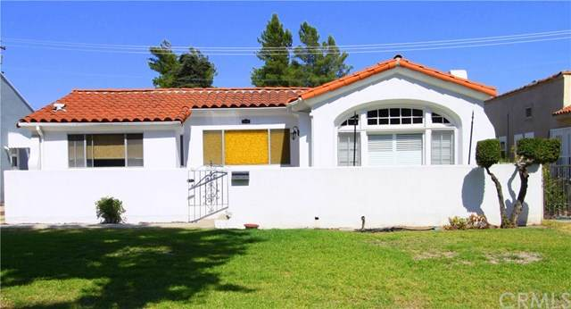 112 S Meridian Avenue, Alhambra, CA 91801 (#302605868) :: Whissel Realty