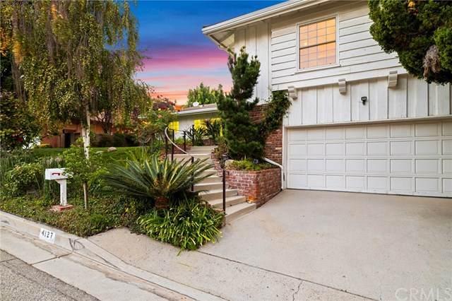4127 Picasso Avenue, Woodland Hills, CA 91364 (#302950562) :: Dannecker & Associates