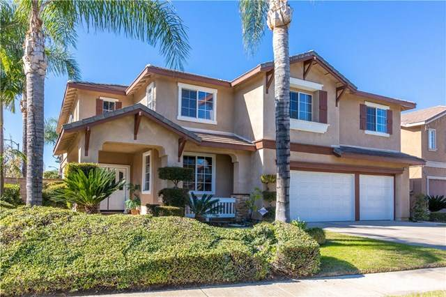 9618 Heartland Place, Rancho Cucamonga, CA 91730 (#302982028) :: Dannecker & Associates