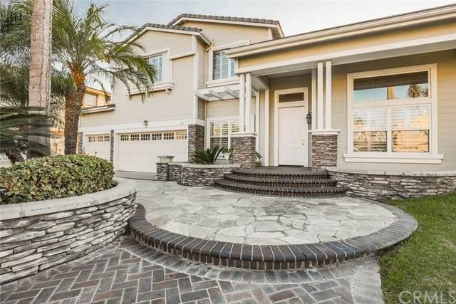 755 S Canyon Mist Lane, Anaheim Hills, CA 92808 (#SB21190334) :: Wannebo Real Estate Group
