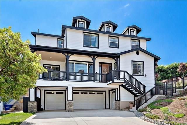 2559 Fire Mountain Drive, Oceanside, CA 92054 (#LG21199672) :: Solis Team Real Estate