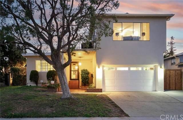 26007 Crest Road, Torrance, CA 90505 (#SB21216722) :: Windermere Homes & Estates