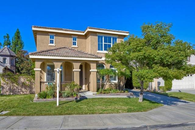 1692 Archer Road, San Marcos, CA 92078 (#NDP2111581) :: Wannebo Real Estate Group