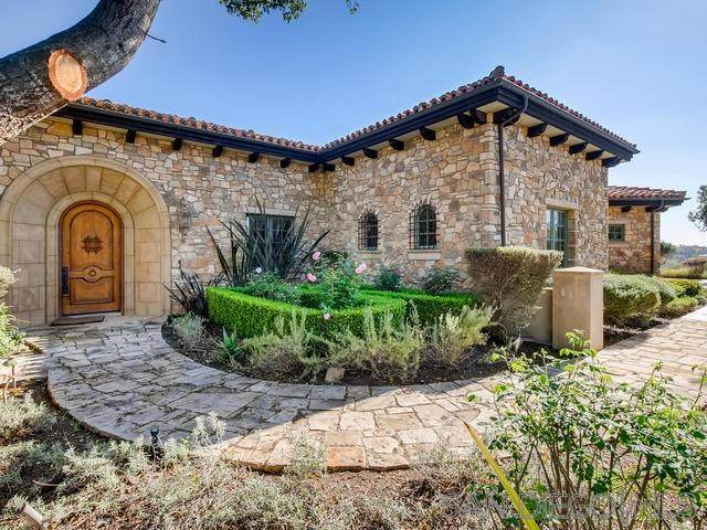 18287 Via Ambiente, Rancho Santa Fe, CA 92067 (#200019097) :: Keller Williams - Triolo Realty Group