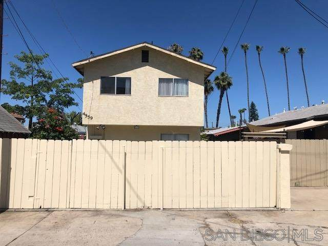 4559 Alabama Street, San Diego, CA 92116 (#200027819) :: Whissel Realty