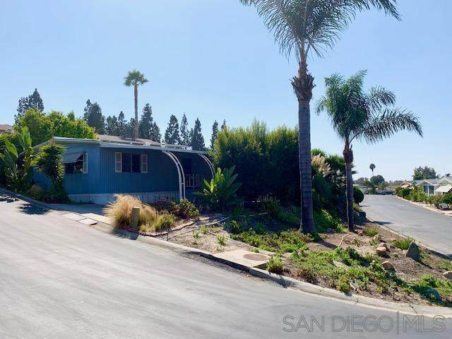 2130 Sunset Dr Spc 62, Vista, CA 92081 (#200046564) :: Team Forss Realty Group