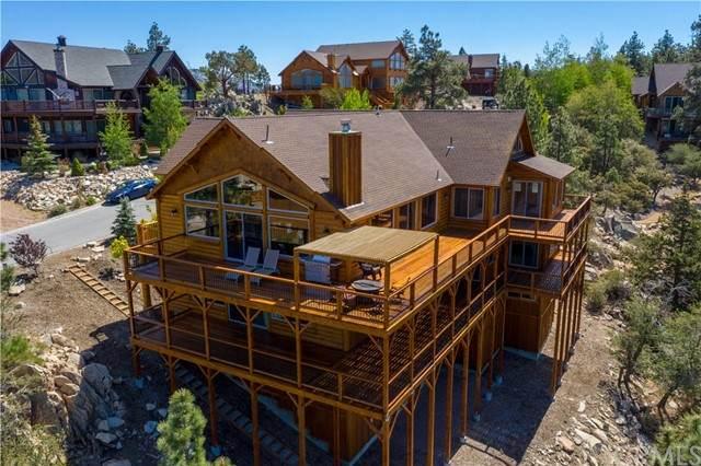 42352 Golden Oak Road, Big Bear, CA 92315 (#OC21123200) :: Compass
