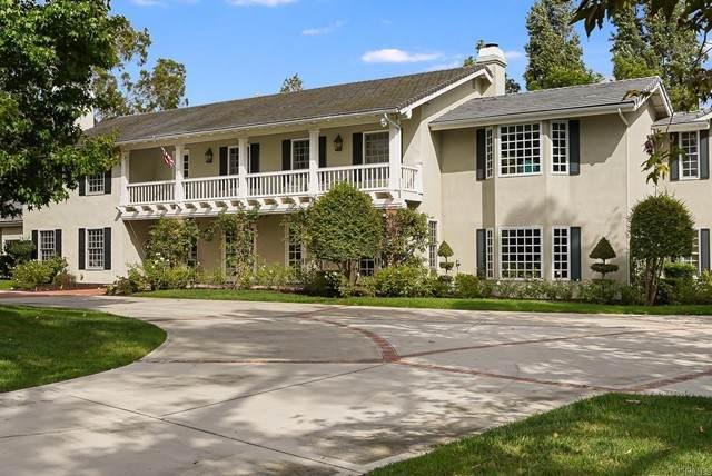 15037 Rancho Santa Fe Farms Road, Rancho Santa Fe, CA 92067 (#NDP2110192) :: Prestige Properties Enterprises