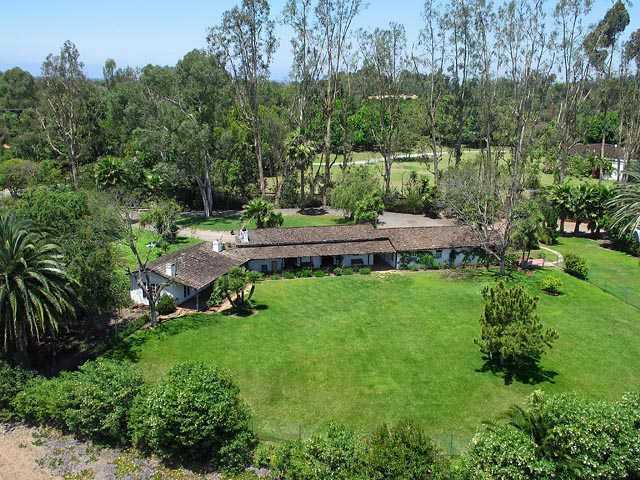 6710 El Montevideo, Rancho Santa Fe, CA 92067 (#150060589) :: Neuman & Neuman Real Estate Inc.