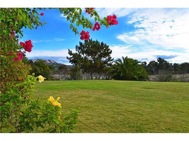 6710 El Montevideo #0, Rancho Santa Fe, CA 92067 (#150060590) :: Welcome to San Diego Real Estate