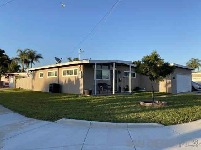 3540 Mocassin Ave, San Diego, CA 92117 (#200022984) :: Neuman & Neuman Real Estate Inc.