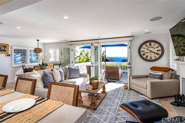 274 Upland Road, Laguna Beach, CA 92651 (#LG21061462) :: Wannebo Real Estate Group