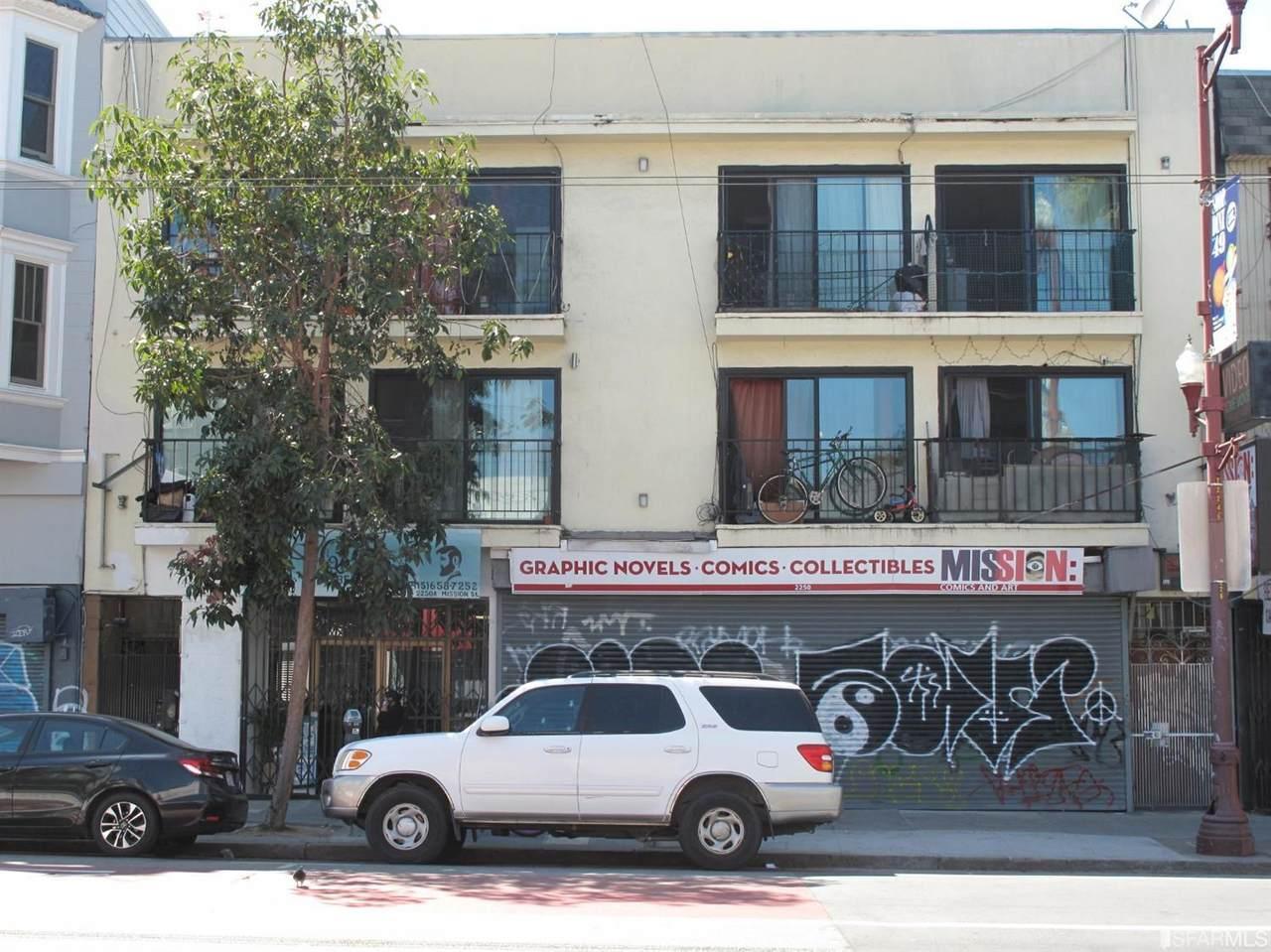 2250 Mission Street - Photo 1