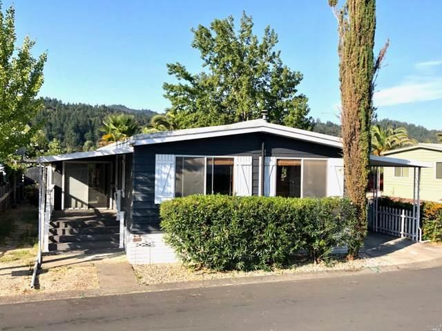 62 Holly Drive None, Calistoga, CA 94515 (MLS #22018991) :: Keller Williams San Francisco