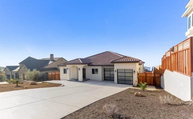 3775 Crown Hill Drive, Santa Rosa, CA 95404 (MLS #22025876) :: Compass