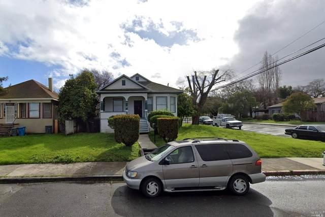 901 Alabama Street, Vallejo, CA 94590 (MLS #22030848) :: Keller Williams San Francisco