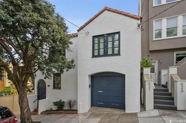 615 Alvarado Street, San Francisco, CA 94114 (MLS #509787) :: Keller Williams San Francisco