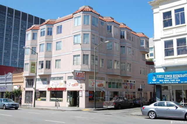 625 Larkin Street, San Francisco, CA 94109 (#449712) :: Perisson Real Estate, Inc.