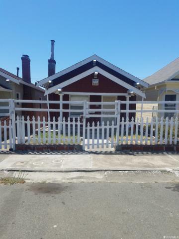 513 York Street, Vallejo, CA 94590 (MLS #459767) :: Keller Williams San Francisco