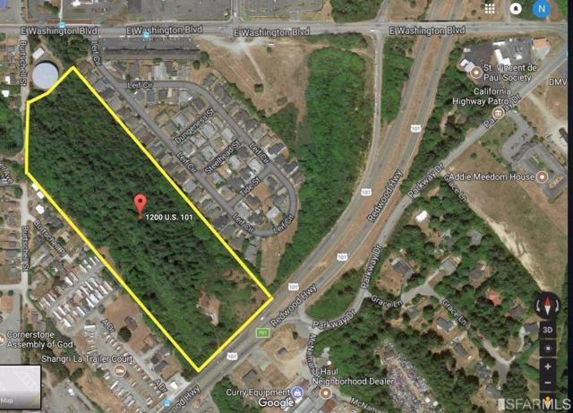1200 N U.S. 101 Hwy, Crescent City, CA 95531 (MLS #460642) :: Keller Williams San Francisco