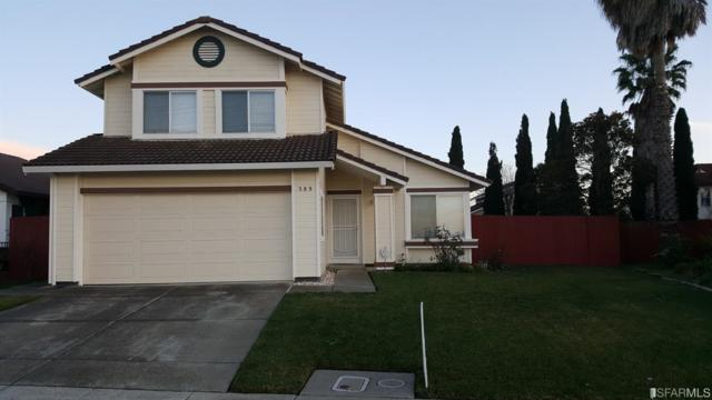 389 Catalina Way, Vallejo, CA 94589 (MLS #466413) :: Keller Williams San Francisco