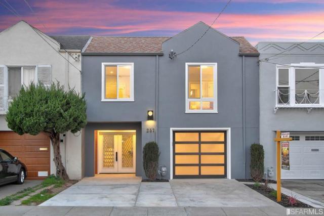 257 Beverly Street, San Francisco, CA 94132 (MLS #467410) :: Keller Williams San Francisco