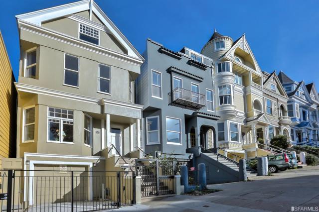 1214 Masonic Avenue, San Francisco, CA 94117 (MLS #467419) :: Keller Williams San Francisco