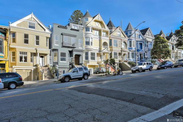1214 Masonic Avenue, San Francisco, CA 94117 (MLS #467694) :: Keller Williams San Francisco