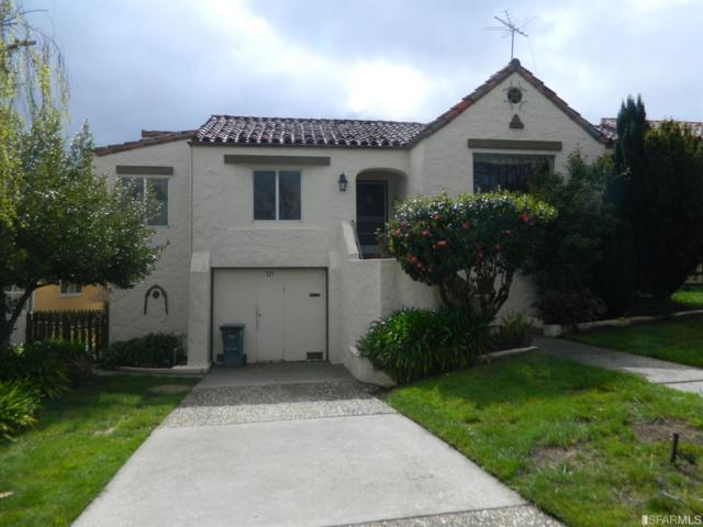 321 Hillcrest Boulevard, Millbrae, CA 94030 (MLS #468910) :: Keller Williams San Francisco