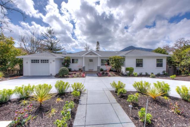 16 Almenar Drive, Greenbrae, CA 94904 (MLS #468930) :: Keller Williams San Francisco