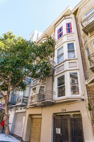334 Hyde Street, San Francisco, CA 94109 (MLS #468982) :: Keller Williams San Francisco