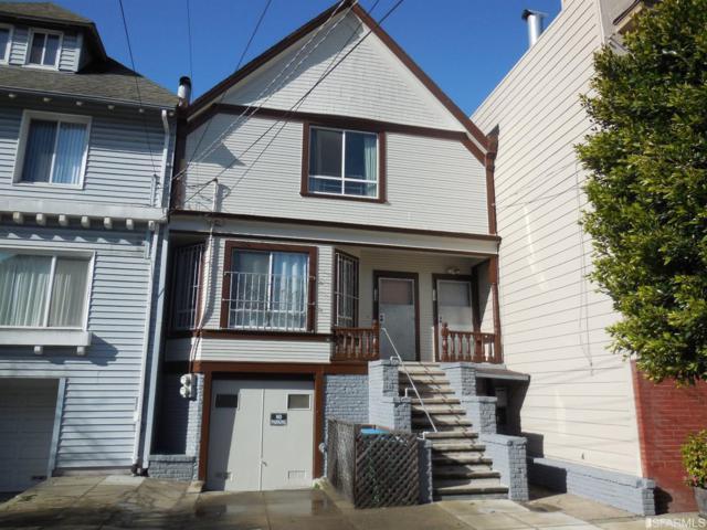 137-139 16th Avenue, San Francisco, CA 94118 (MLS #469181) :: Keller Williams San Francisco