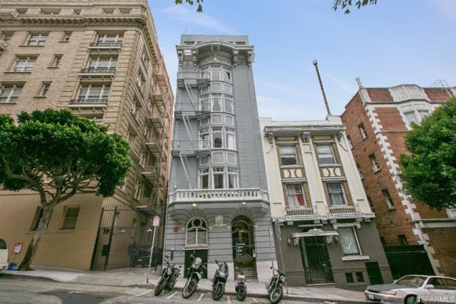 630 Leavenworth Street #4, San Francisco, CA 94109 (MLS #469450) :: Keller Williams San Francisco