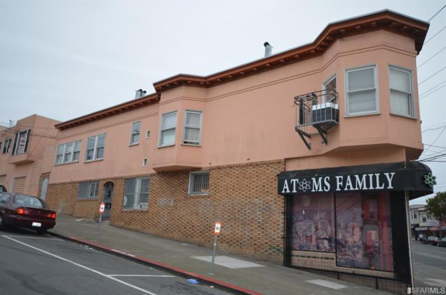5201-5205 Mission Street, San Francisco, CA 94127 (MLS #469494) :: Keller Williams San Francisco