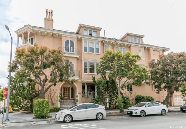 3701 Clay Street #3, San Francisco, CA 94115 (MLS #469637) :: Keller Williams San Francisco