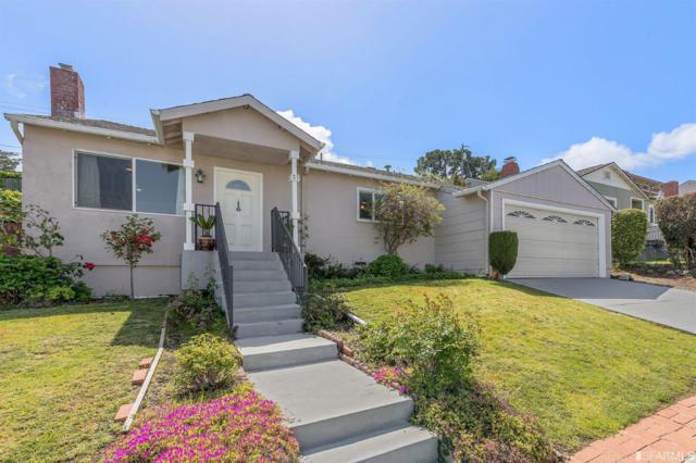 31 La Prenda, Millbrae, CA 94030 (#469733) :: Perisson Real Estate, Inc.