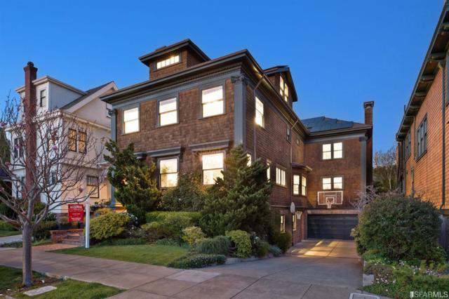 126 Commonwealth Avenue, San Francisco, CA 94118 (MLS #469809) :: Keller Williams San Francisco