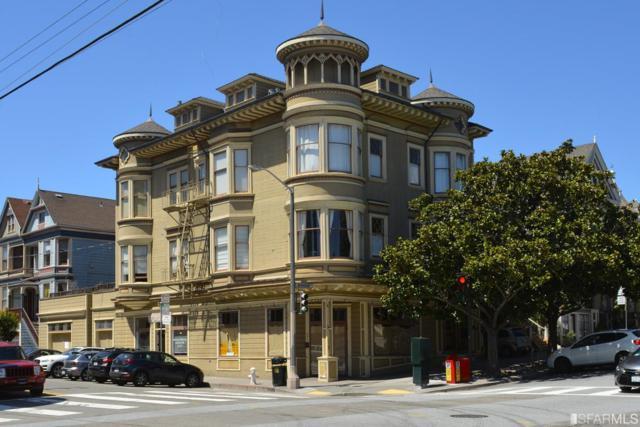 601 Baker Street, San Francisco, CA 94117 (MLS #469876) :: Keller Williams San Francisco