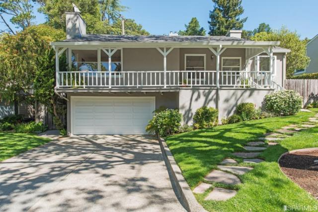 41 Corte Morada, Greenbrae, CA 94904 (MLS #469939) :: Keller Williams San Francisco