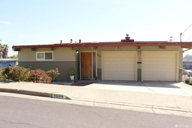 6606 Hagen Boulevard, El Cerrito, CA 94530 (MLS #469956) :: Keller Williams San Francisco