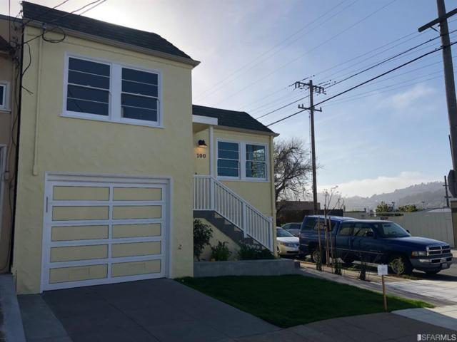 100 Oxford, San Francisco, CA 94134 (MLS #470007) :: Keller Williams San Francisco