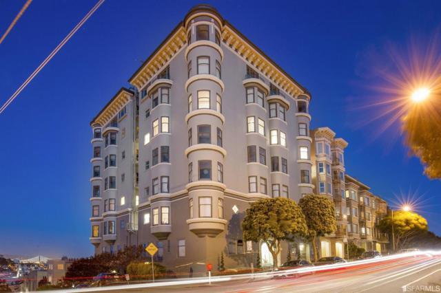 2164 Hyde Street #510, San Francisco, CA 94109 (MLS #470200) :: Keller Williams San Francisco